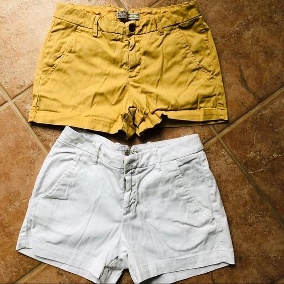 Zara Pants - 2 pair zara shorts